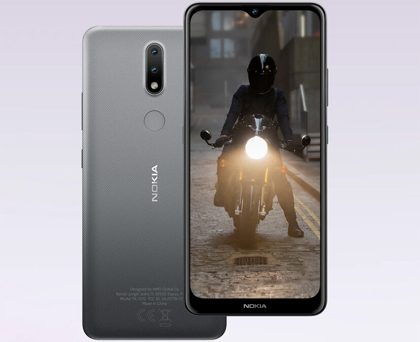 Get the budget-friendly Nokia 2.4 on Shopee