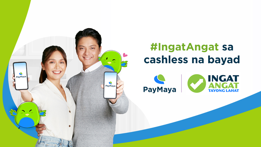 PayMaya Leads Push for Consumer Safety and Economic Recovery Through Cashless Payments