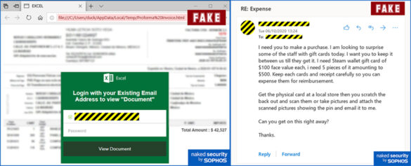 Protecting Yourself From New Email Phishing Scams