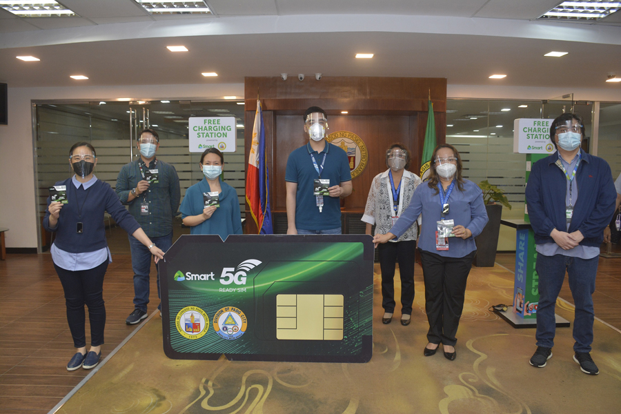Over 150K Smart SIM Cards Support e-Learners in Pasig City, Boosting e-Learning in Pandemic