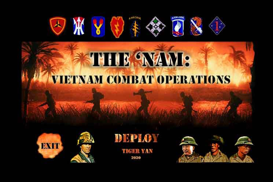 Filipino Uses COVID-19 Lockdown to Create Game About Vietnam War