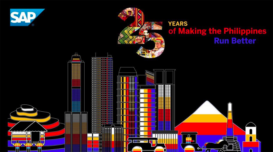 The Next Chapter: SAP Celebrates 25 Years in the Philippines