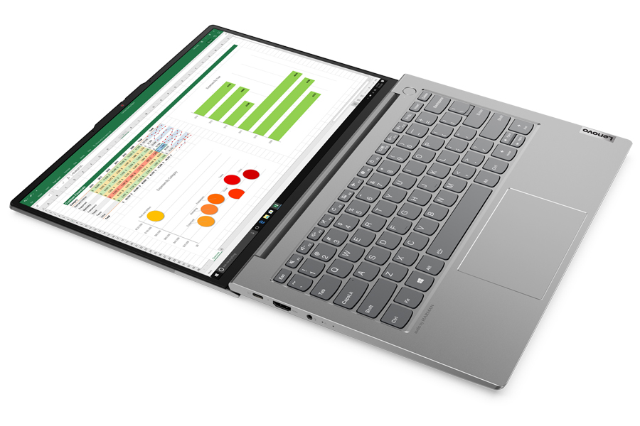 Lenovo Expands Stylish ThinkBook Portfolio to Enhance New Working Models