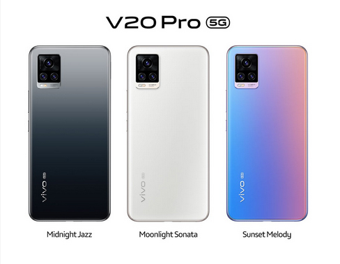 Get the vivo V20 Pro 5G on Shopee