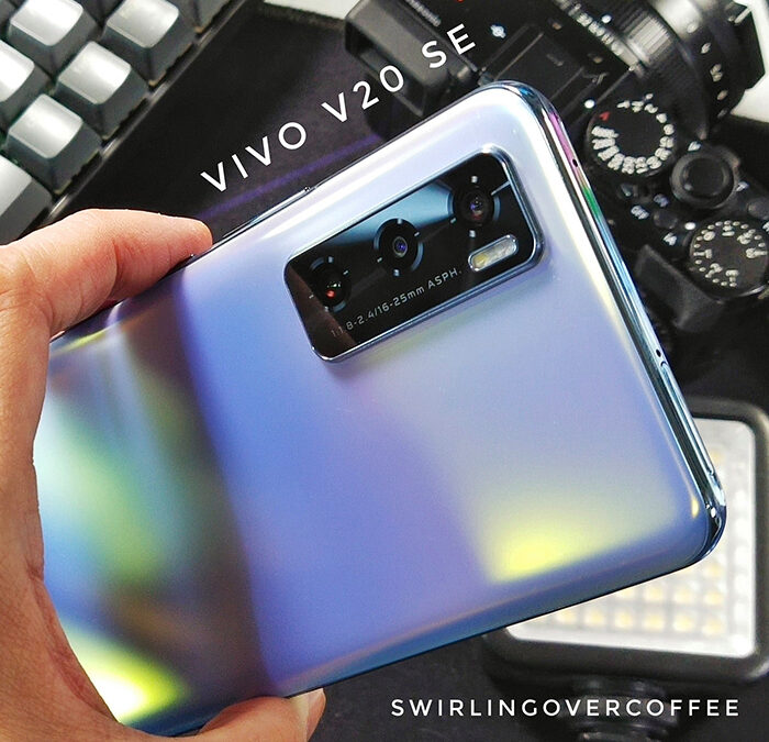 Get discounts/freebies on these vivo smartphones on Shopee from Oct 23-25