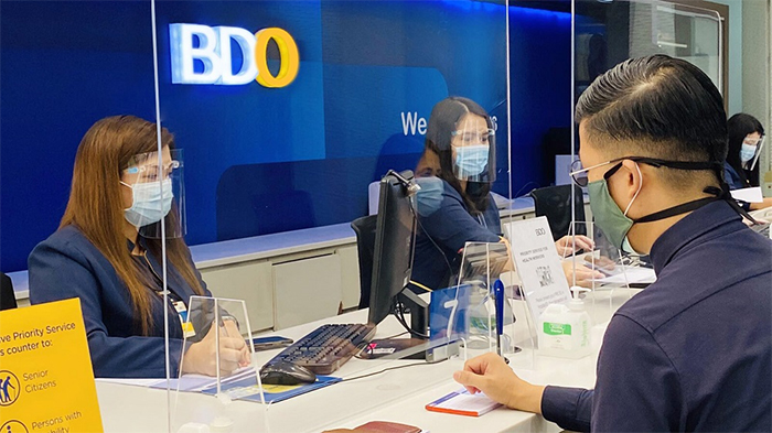 BDO branches to serve more clients by extending banking hours