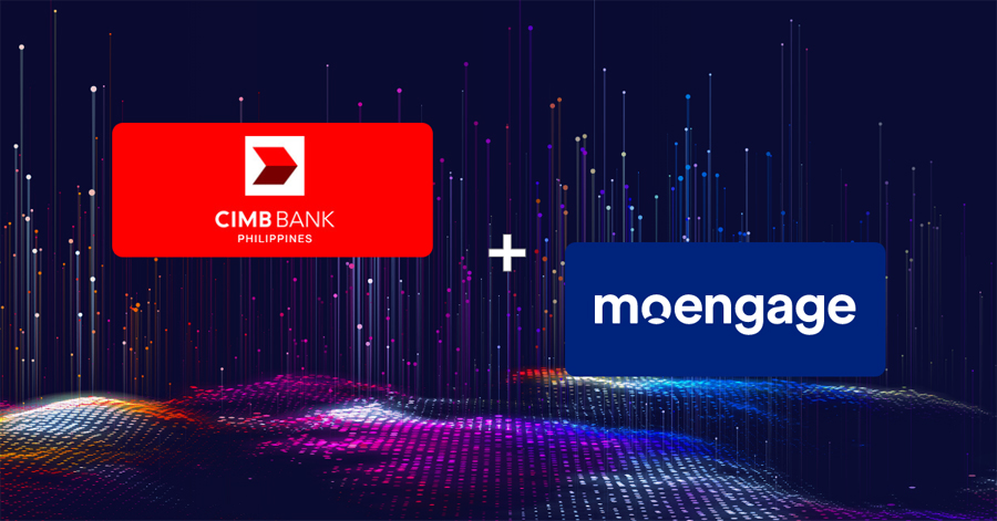 CIMB Bank Philippines Partners with MoEngage to Drive Digital-First Customer Engagement