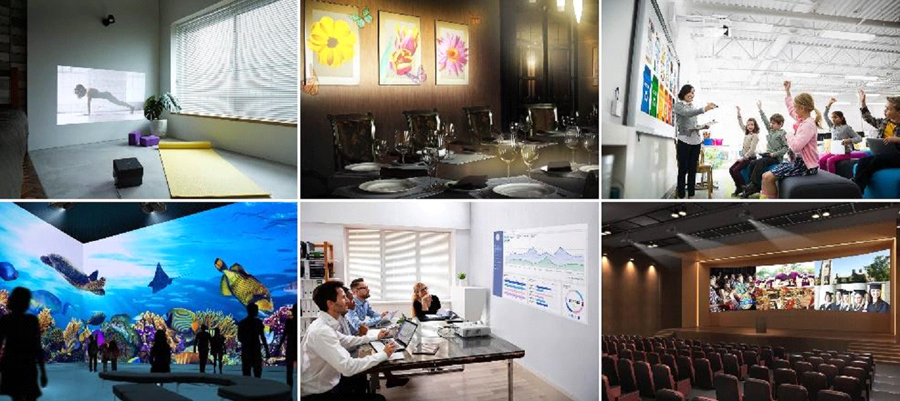 Epson 3LCD Projectors Achieve Cumulative Global Sales of 30 Million Units