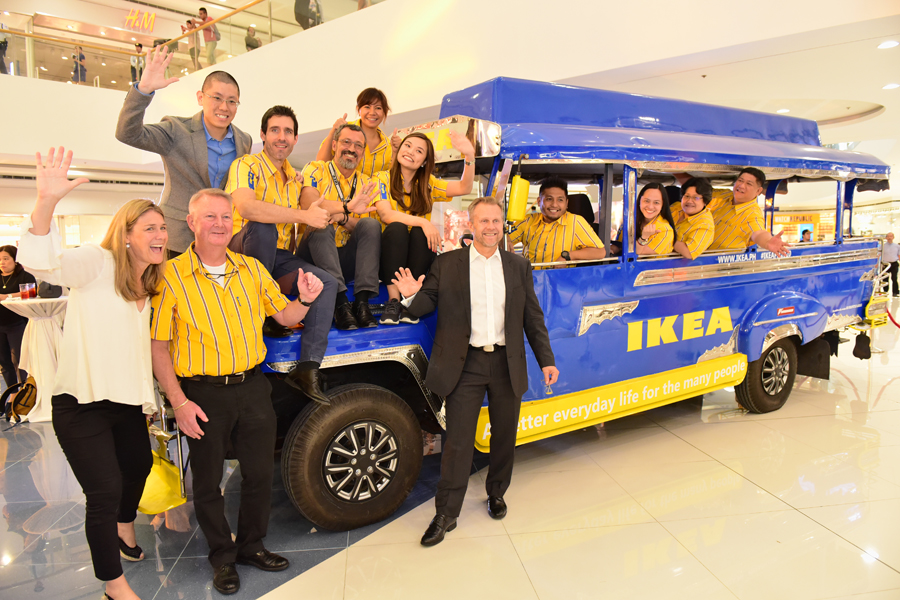 IKEA Philippines set to hire almost 500 for Pasay City store