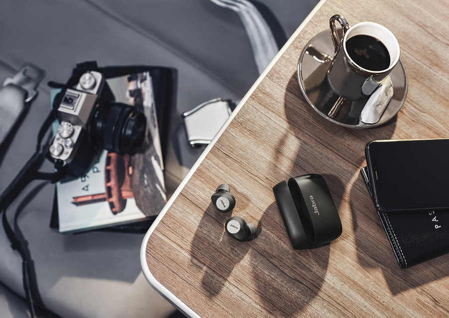 Jabra launches compact true wireless ANC solutions with new Elite 85t earbuds