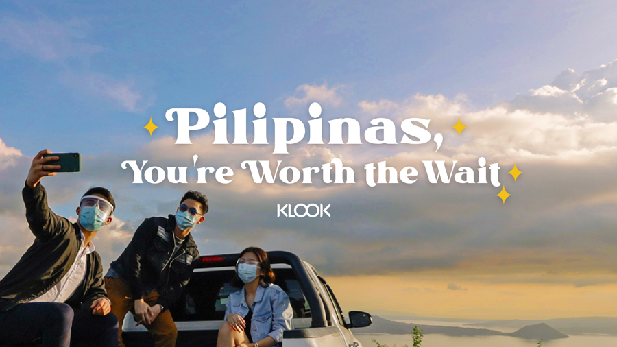 Klook launches 'Pilipinas, You're Worth the Wait' campaign to make domestic travels easier for Filipinos