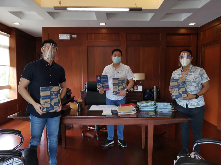 Papel ni Juan Helps Public School Students Through Affordable Paper
