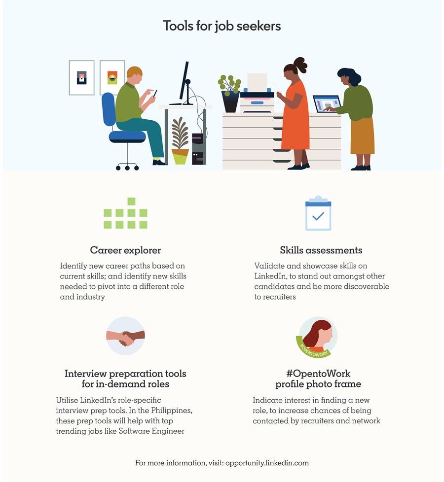 Helping job seekers land new employment opportunities