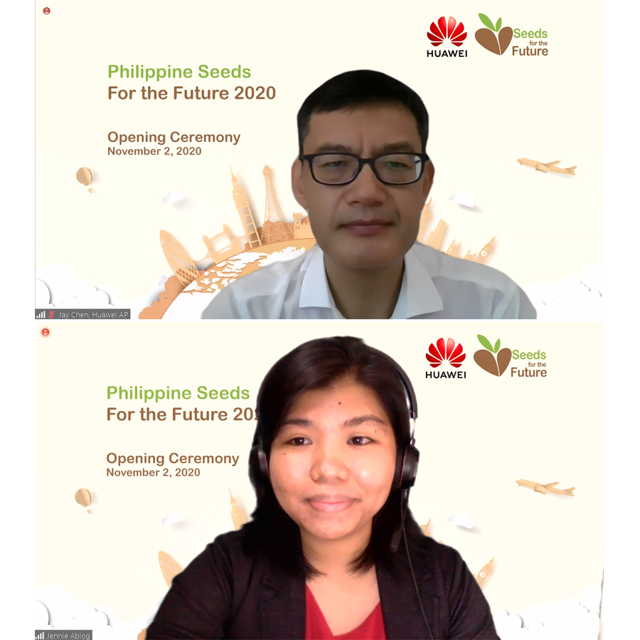 Huawei Philippines Launches Seeds for The Future 2020