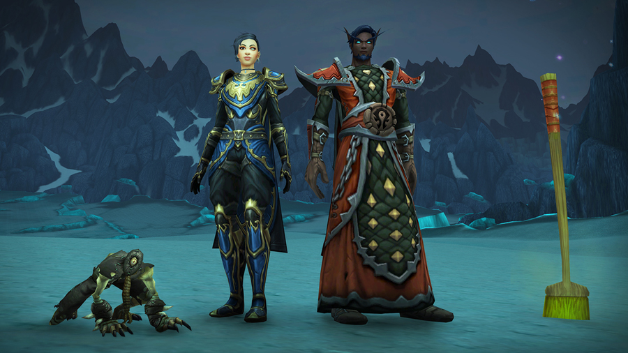 Shadowlands Scourge Invasion Now Live!