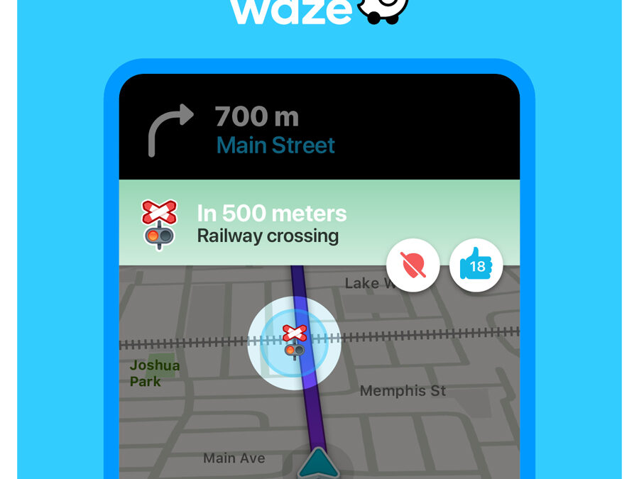 Waze Announces Rollout of Railroad Crossing Alerts in the Philippines
