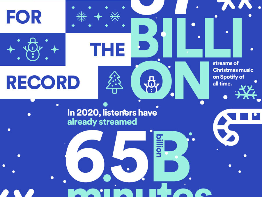 Spotify Shares Christmas Music Trends This Year and Drops New For The Record Podcast Episode Featuring Jose Mari Chan