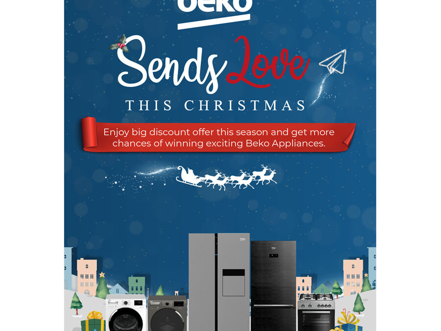 Beko Sends Love this Christmas