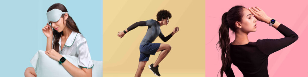 Step into smart fitness with Amazfit Bip U, to launch exclusively on Shopee starting November 23