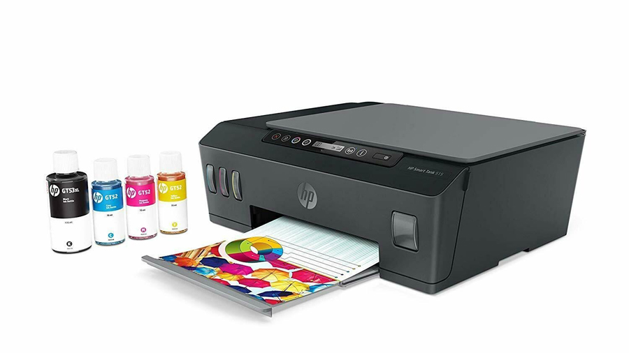 The HP Smart Tank 515 All-in-One Wireless Printer: Your best and smartest companion for your home printing needs