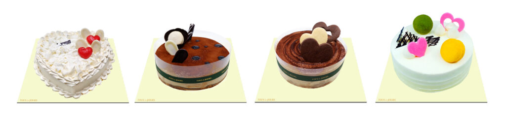 Give In To Your Sweet Cravings with Tous les Jours' Cakes and Breads