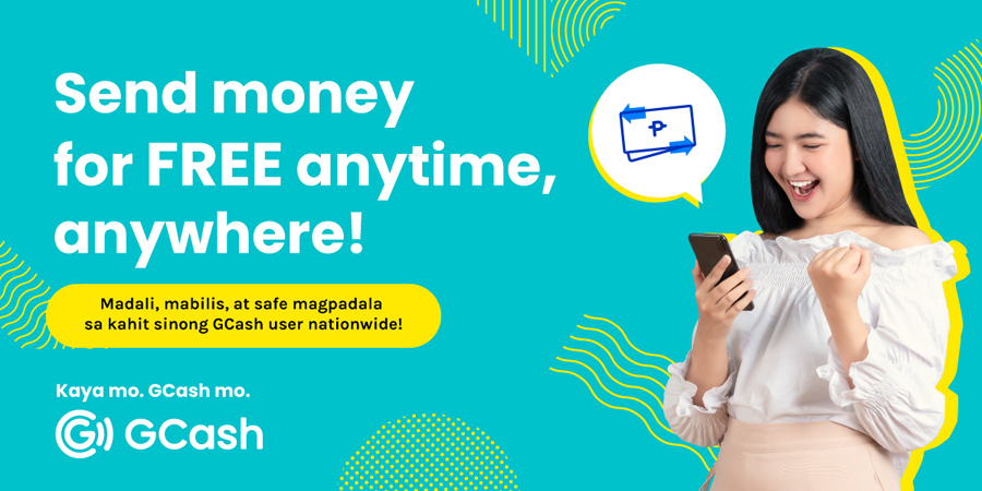 GCash to GCash money transfers remain free for over 26M Filipinos nationwide