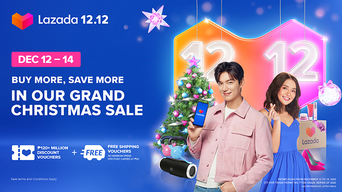 Lazada 12.12 Grand Christmas Sale 2020 – All You Need to Know