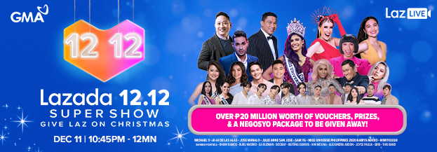 Lazada Philippines held its 12.12 Grand Christmas Sale Press Conference 2020 virtually on December 11, 2020. Present during the virtual press conference were Lazada Brand Ambassadors Kathryn Bernardo and Mimiyuuuh, alongside top executives from Lazada Philippines.