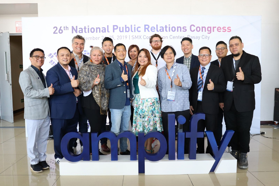 27th National PR Congress goes digital, tackles industry issues in the new normal