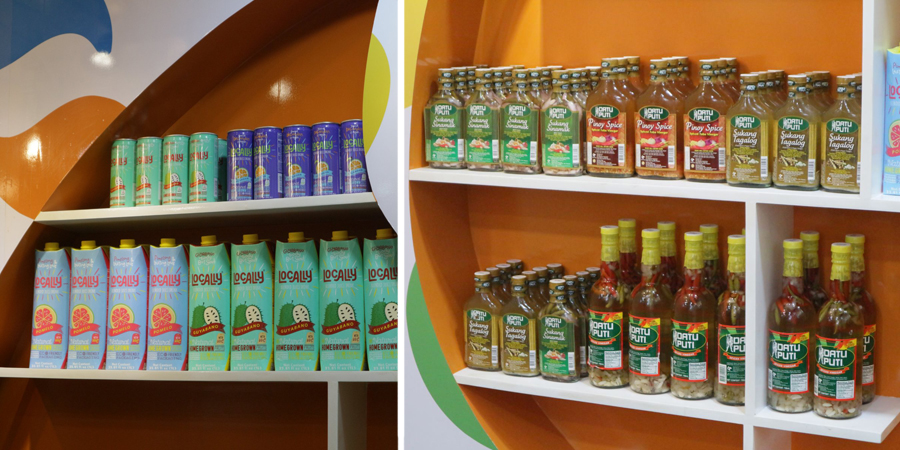 Get and Refill Your Favorite NutriAsia Sauces and Condiments at the Reopened BYOB (Bring Your Own Bote) Store in Quezon City!