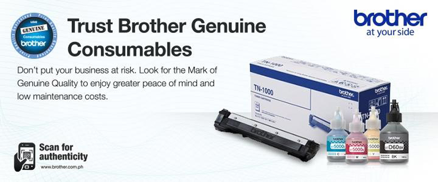 Brother products now available to buy online