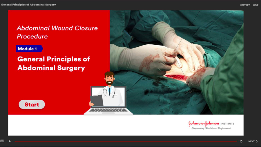 First virtual continued medical education platform for surgical skills training launched