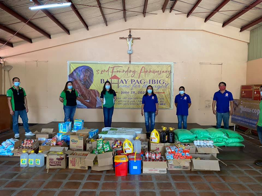 Mekeni employees extend goodwill to communities with gift-giving activities amid pandemic