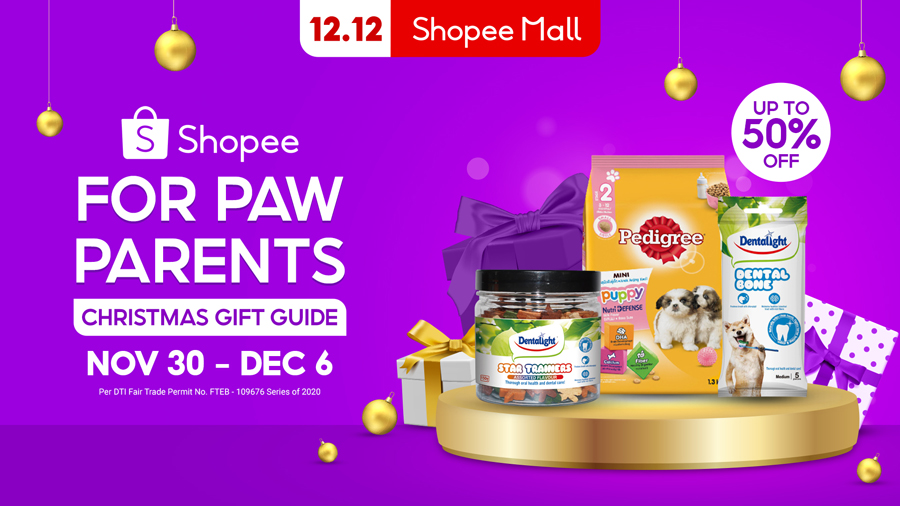 Here Are The Best Christmas Gifts To Give Paw Parents