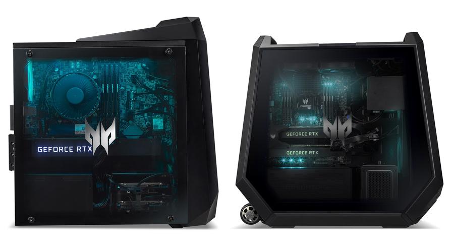 HyperX Chosen as a Memory Partner for New Acer Predator Orion Desktops