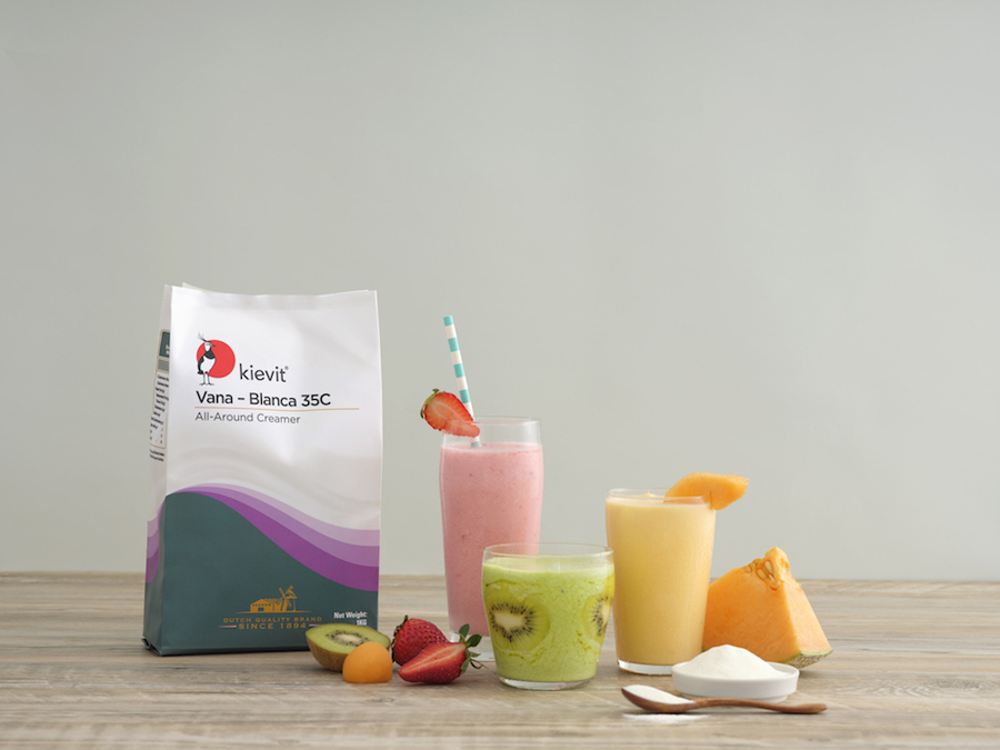 Global F&B ingredients leader Kievit expands the range of versatile and convenient beverage solutions for the Philippines food service sector