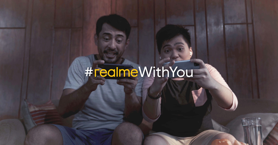 realme Philippines pays tribute to couriers in a heartwarming video