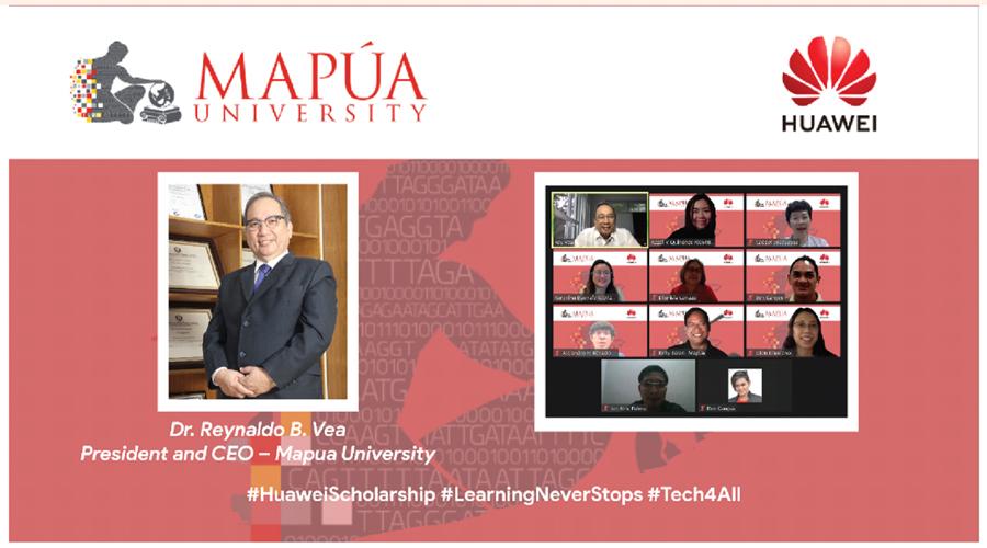 Mapua University Inks Scholarship Agreement With Huawei
