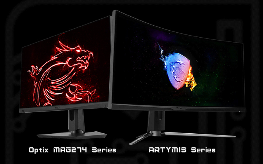 MSI Monitor Console Mode, Designed to Answer Your Concerns. The Best Bang for Your Benefit Monitor Console Mode – FHD 120Hz
