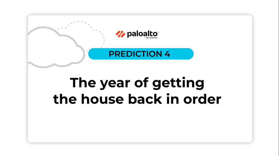 Palo Alto Networks Cybersecurity Predictions 2021: Trends influencing the digital future