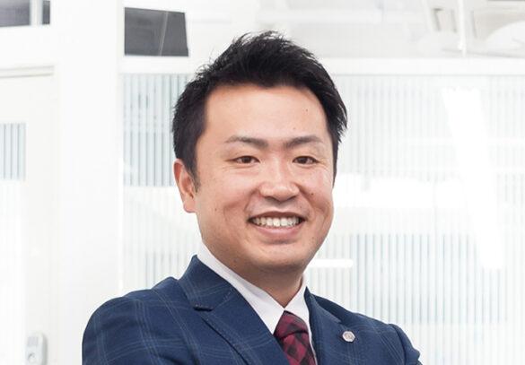 Hayato Yazaki, President of Izumi Global