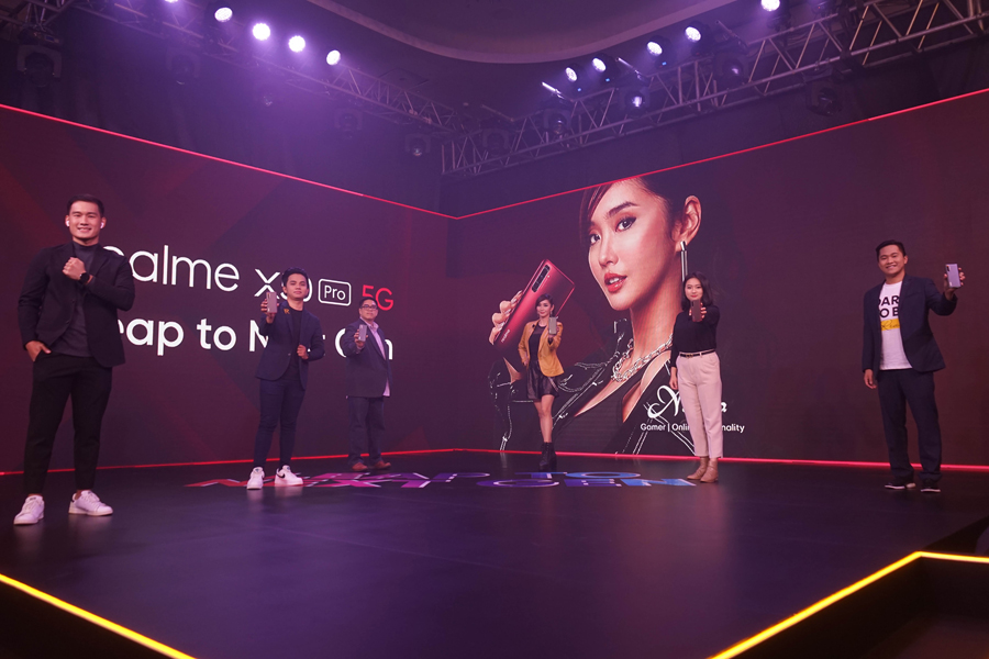 realme kicks off #LeapToNextGen with realme X50 Pro 5G launch on Smart Signature Plan