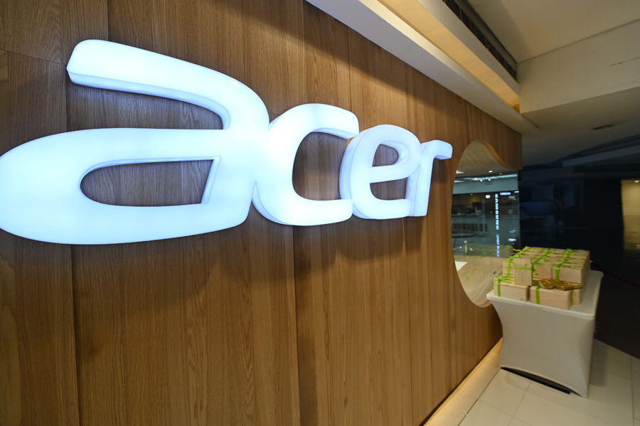 LOOK: Acer's first flagship store in the Philippines