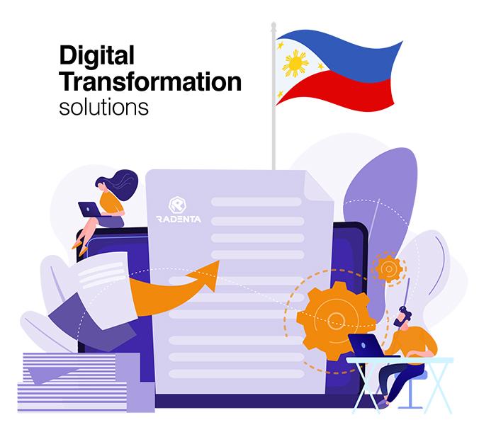 Radenta Technologies Joins Microsoft's Asenso Pilipinas 2021