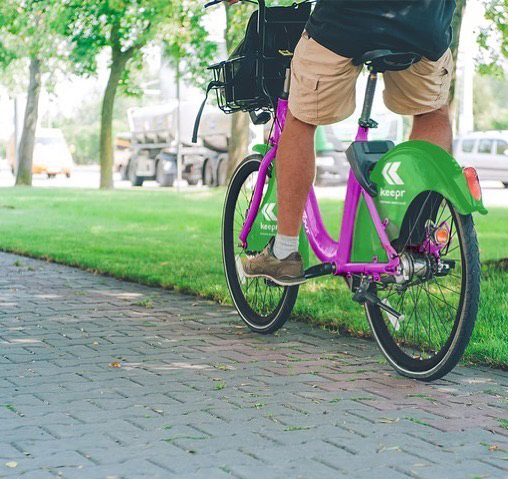PSA: You can now use Philippines' first ever bike and e-scooter sharing platform in Bonifacio Global City!