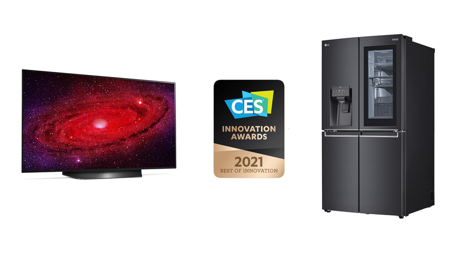 LG Honored With Best of Innovation for the 8th Straight Year