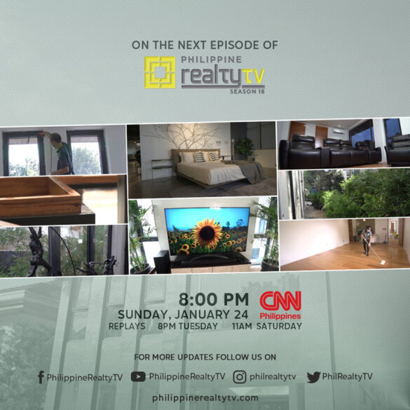 CNN's Philippine Realty TV Unveils LG-Powered Project: Smart Home 2.0
