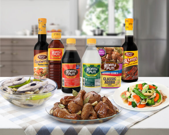Have you seen Datu Puti Vinegar in Selena Gomez's kitchen?