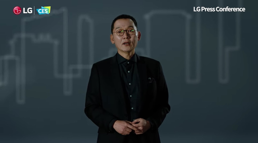 LG Envisions A Future Made Better, Safer And Easier With Its Advanced Solutions At CES 2021