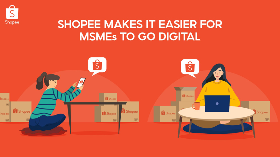 Shopee Makes Going Online Easy and Accessible for Micro, Small, and Medium Entrepreneurs Through Education and Enhanced Tools